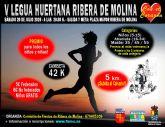 El sábado 20, V Legua Huertana de Ribera de Molina