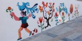 El Ayuntamiento retoma el Año Párraga con la creación de una ruta de murales