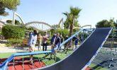 Torreagüera estrena el jardín de Montegrande, con 20.000 m2 y un merendero rodeado de más de 200 árboles
