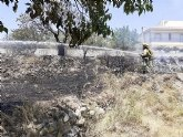 Conato de incendio agrícola, próximo a terreno forestal, en Moratalla