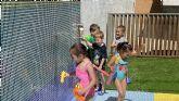 Un centenar de niños y niñas disfrutan y aprenden en la escuela de verano de la Red Municipal de Guarderías de Puerto Lumbreras