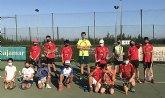 Clausura fin de curso 2020/2021 de la Escuela de Tenis Totana