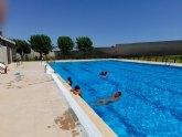 Arranca la nueva temporada de verano en las piscinas municipales del Complejo Deportivo Valle del Guadalent�n