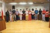 Entregan los galardones del II Concurso Literario LGTBI de Microrrelatos y Poes�a, al que se han presentado 196 trabajos entre ambas modalidades