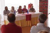 'Camisetas históricas del Real Murcia' se podrán ver en San Pedro del Pinatar