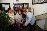 La casa del mar muestra hasta el 2 de septiembre la última exposición de Navarro Menchón