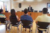 El Ayuntamiento de Totana tramitó un total de 28 celebraciones de matrimonios civiles durante los siete primeros meses del año 2018