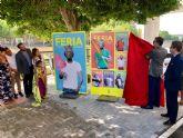 El rey Alfonso X protagoniza el cartel de la Feria de Murcia, 754 años después de su fundación