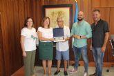 """Manuel Mayol, nuevo """"socio de honor"""" de la Asociación Unión Musical de San Pedro del Pinatar"""