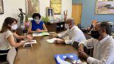 Ayuntamiento de Puerto Lumbreras y Aseplu suscriben un convenio de colaboración para potenciar el sector comercial del municipio
