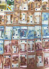 La Guardia Civil destapa el tráfico de drogas en una asociación cannábica de Torre Pacheco