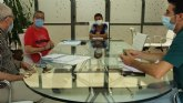 Morales mantiene una reunión de coordinación con los directores de los centros de primaria