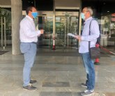 El Ayuntamiento de Mula reivindica a Carreteras el arreglo integral de la RM-C1 Fuente Librilla-Barqueros-Alcantarilla