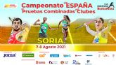 El UCAM Cartagena, listo para el I Nacional de Clubes de Pruebas Combinadas