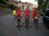 Tres nuevos podiums para el C.C. Santa Eulalia el pasado fin de semana