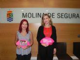 La campaña #NOesNO del Ayuntamiento de Molina de Segura lucha contra las agresiones sexuales en fiestas