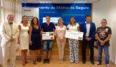 Banco Sabadell, asociaciones de comerciantes y Ayuntamiento entregan los premios de la campaña Creemos en Molina de Segura