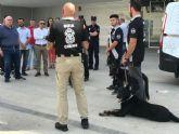 Una Unidad Canina en Torre-Pacheco
