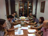 La Junta de Gobierno Local de Molina de Segura adjudica las obras de mejora de dotación del Servicios de Agua Potable en diversas pedanías del campo