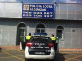 Detenido en Alguazas por diversos robos con violencia e intimidación