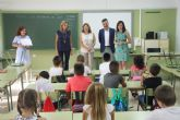 2.900 niños comienzan el curso en los nueve colegios de San Pedro del Pinatar