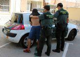 La Guardia Civil detiene a un peligroso delincuente autor de numerosos atracos