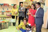 4.629 alumnos de Infantil, Primaria y Educación Especial de los centros educativos de Alcantarilla inician el curso escolar 2018-2019