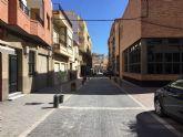 Comienzan las obras de remodelaci�n de la calle Postigos