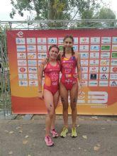 Gran resultado para los triatletas murcianos en la Copa de Europa de Triatlón Junior