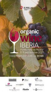 La DOP Jumilla aterriza en Organic Iberia