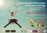 La plaza de la Balsa Vieja de Totana acogerá el próximo 10 de octubre un acto con motivo del Día Europeo del Síndrome X Frágil