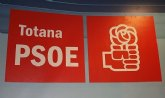 PSOE: El alcalde de Totana Juan José Cánovas en esa actitud irresponsable que le caracteriza vuelve a hacer de bombero pirómano en temas de agua