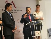 Jes�s Cano: El trasvase es vital y la demostraci�n de que Rajoy cumple con la Regi�n de Murcia