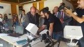 Pedro Antonio S�nchez: Las buenas ideas y el empeño de los emprendedores fortalecen el proyecto de futuro de la Regi�n