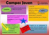 Siguen las actividades en el segundo fin de semana del 'Campos Joven 2016'