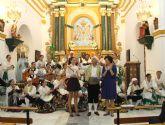 Comienzan las Fiestas Patronales con un emotivo pregón a cargo del grupo Coros y Danzas Virgen del Rosario