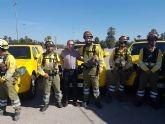 El concejal de Emergencias agradece y felicita a los voluntarios y Cuerpos de Prevención y Extinción de Incendios la labor desempeñada este verano en el municipio dentro del Plan Infomur