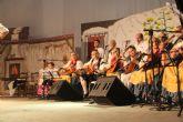 Coros y Danzas Virgen del Rosario presenta su espectáculo 'El parto y el esparto' en las Fiestas de Puerto Lumbreras