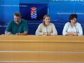 El Ayuntamiento de Molina de Segura firma un convenio con la Asociación de Personas Jubiladas y Pensionistas - Intersindical para la realización de unas jornadas educativas