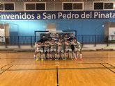 Zambú CFS Pinatar vuelve a ganar ante su afición por 5-2 al CD Victoria Kent FS