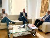 Los alcaldes de Lorca y Totana solicitan al Gobierno Regional m�s medios sanitarios y prioridad en las ayudas para reducir el n�mero de contagios por Covid en ambos municipios