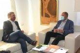 Los alcaldes de Totana y Lorca solicitan prioridad en las ayudas a fondo perdido para ayudar a los sectores productivos m�s perjudicados
