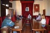 Ayuntamiento y floristas coordinan medidas ante la llegada del Día de los Santos