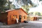 Sierra Espuña: Otoño educativo y aventurero en el Aula de Naturaleza Las Alquer�as
