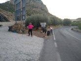 Contratados 11 desempleados agrícolas para arreglar diversos caminos rurales del municipio