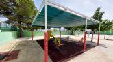 El Ayuntamiento invierte este año en obras en los dos colegios de Lorquí casi 169.000 euros