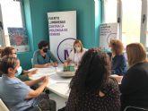 Las Fiestas Patronales de Puerto Lumbreras contarán con un 'punto violeta' para sensibilizar y prevenir agresiones sexistas