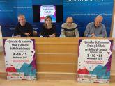 Las I Jornadas de Economía Social y Solidaria de Molina de Segura se celebran los días 9, 10 y 11 de noviembre