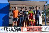 Ismael Sánchez lidera una nueva marcha ciclista por la Bahía