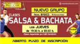 Nuevos cursos de salsa y sevillanas en la Escuela de Danza Manoli C�novas